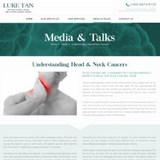 Understanding Head and Neck Cancer Article