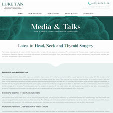 Latest in Head and Neck Thyroid Surgery Treatment