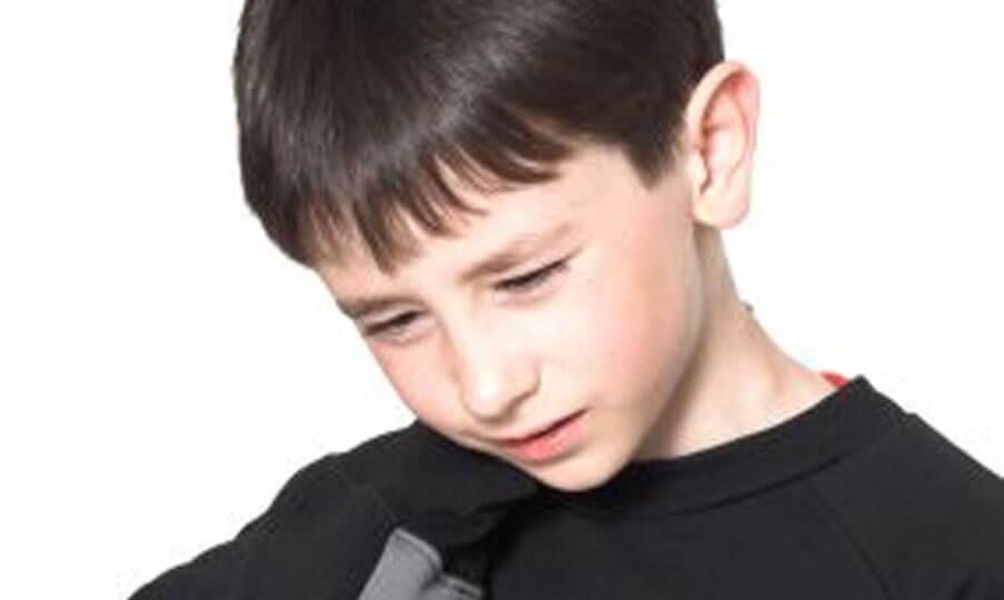 A Boy with Neck Lump Problem