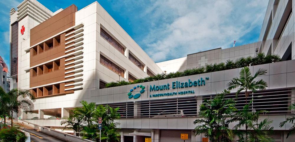 Mount Elizabeth Hospital - ENT Thyroid Clinic